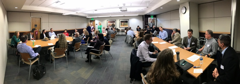 Denver Regional Clinical Informatics Summit (and ukulele) – second