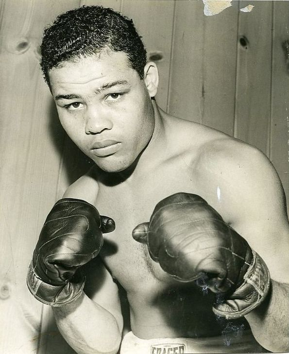 Flying Tigers, and Boxing Joe Louis … in the examroom?