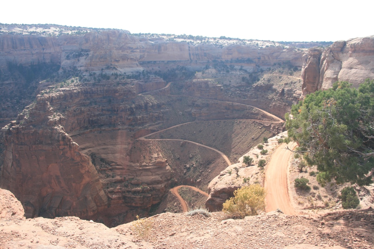 Canyonlands, the Zen of Sand, and my most embarrassingmoment